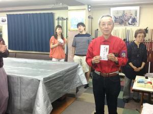 決勝リーグ4位山崎選手
